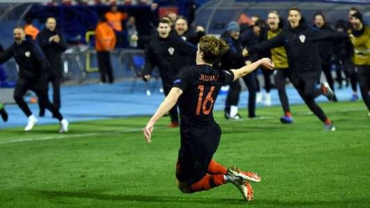 croatia spain - uefa nations league - tin jedvaj - 15112018