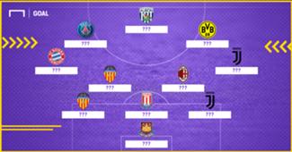 Best loan XI 2017/18