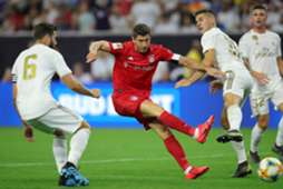 Robert Lewandowski vs Real Madrid