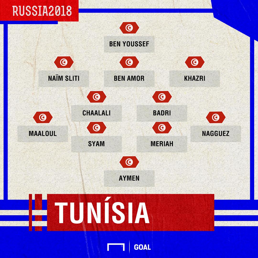 GFX Tunisia England