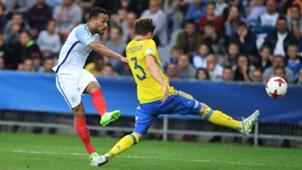 England Sweden U21 EM 061617