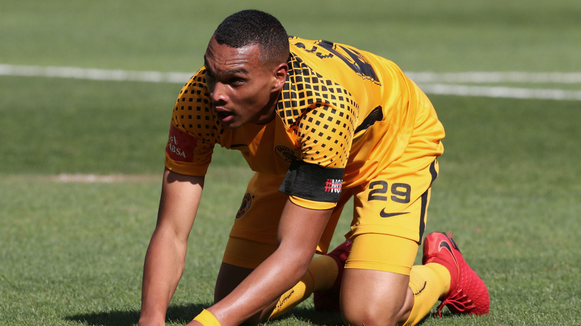 Ryan Moon, Kaizer Chiefs