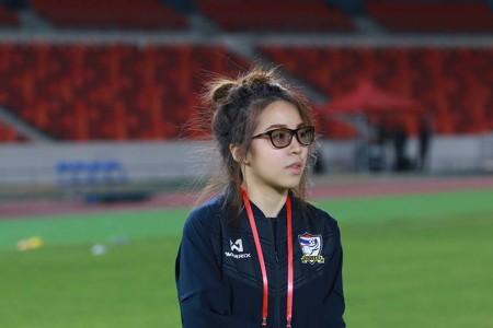 Image result for หัวหน้าฝ่ายบอลหญิงชี้ ชบาแก้ว U19 แกร่งขึ้นก่อนลุยชิงแชมป์เอเชีย