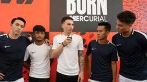 Nike Born Mercurial Experience