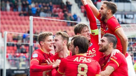 AZ - FC Utrecht, Eredivisie 10222017