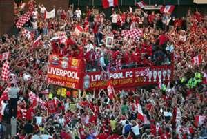 Liverpool Fans 2005