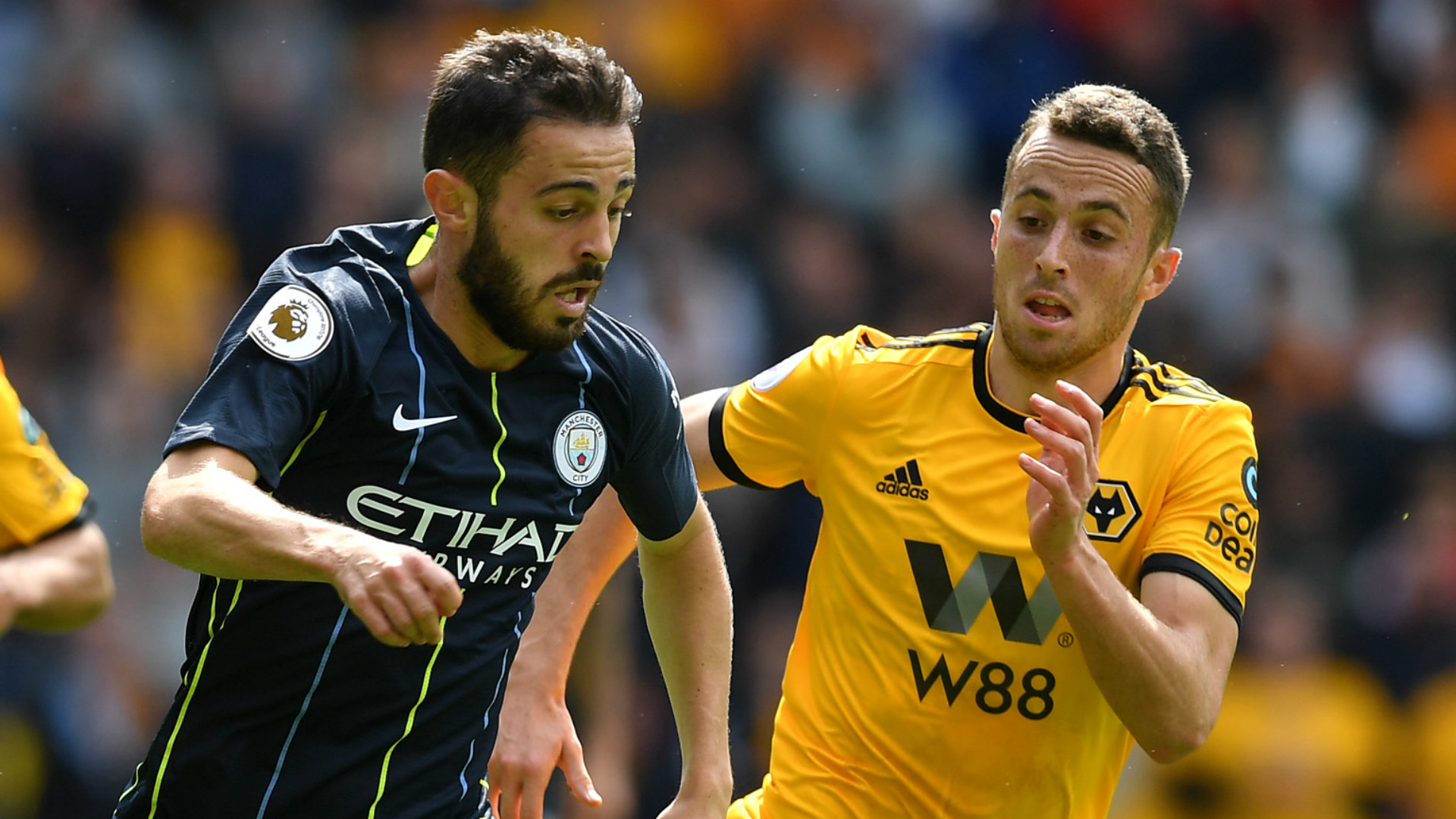 wolves vs man city - HD 1920×1080