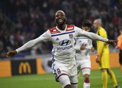Moussa Dembele Lyon Nimes