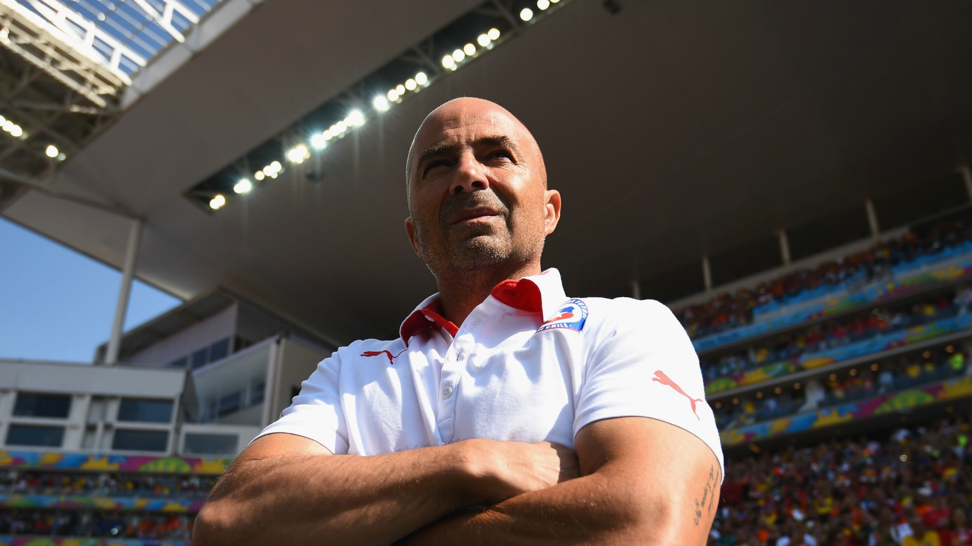Jorge Sampaoli- Chile