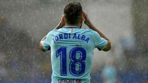 Jordi Alba Eibar Barcelona LaLiga