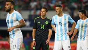México Argentina