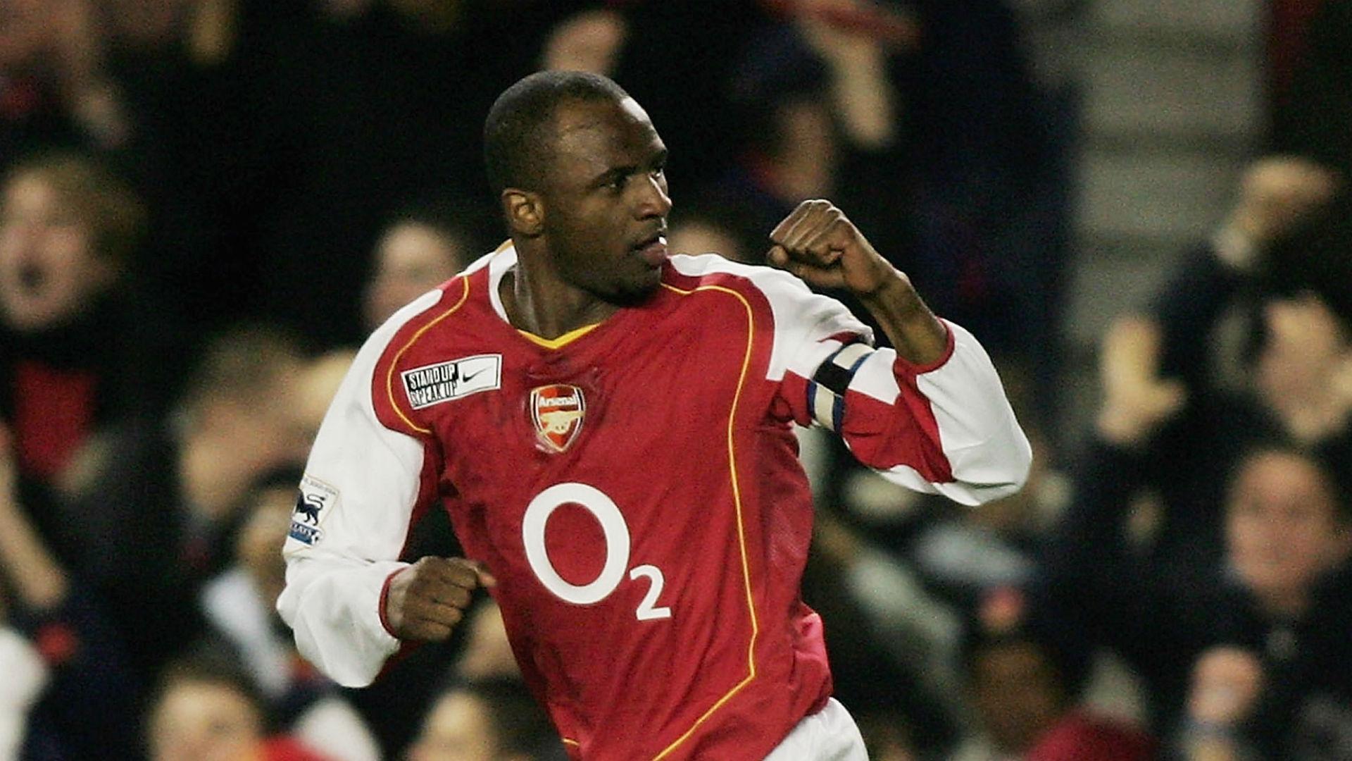 Patrick Vieira Arsenal 2005