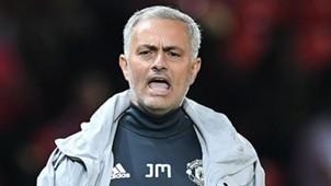 Jose Mourinho Manchester United 200917