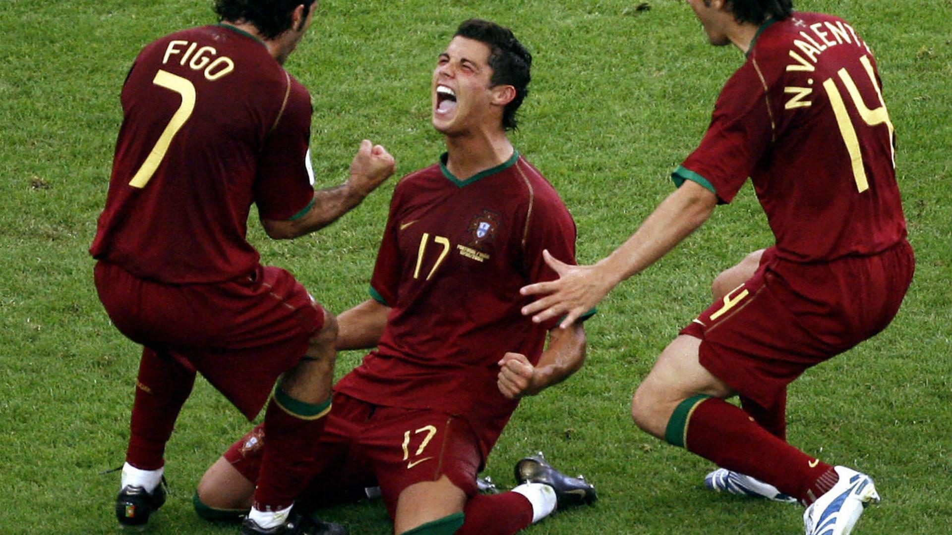Cristiano Ronaldo World Cup 2006