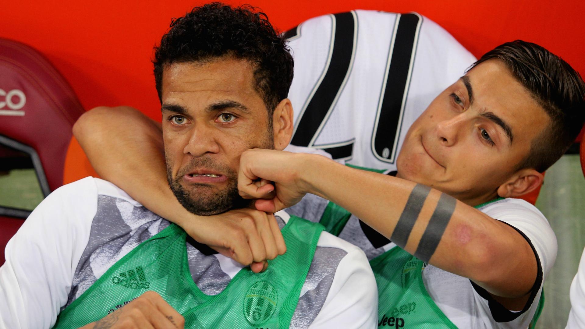 Dani Alves shock: