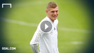 GFX Toni Kroos Germany