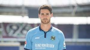 Samuel Sahin-Radlinger Hannover 96