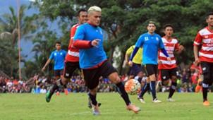Cristian Gonzales - Arema vs Perssu Sumenep