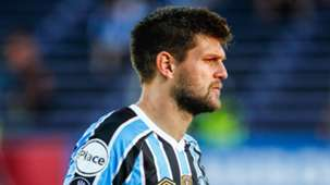 Kannemann Defensor Gremio Copa Libertadores 27022018