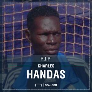 RIP Charles Handas