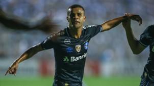 Alisson Atletico Tucuman Gremio Libertadores 18092018
