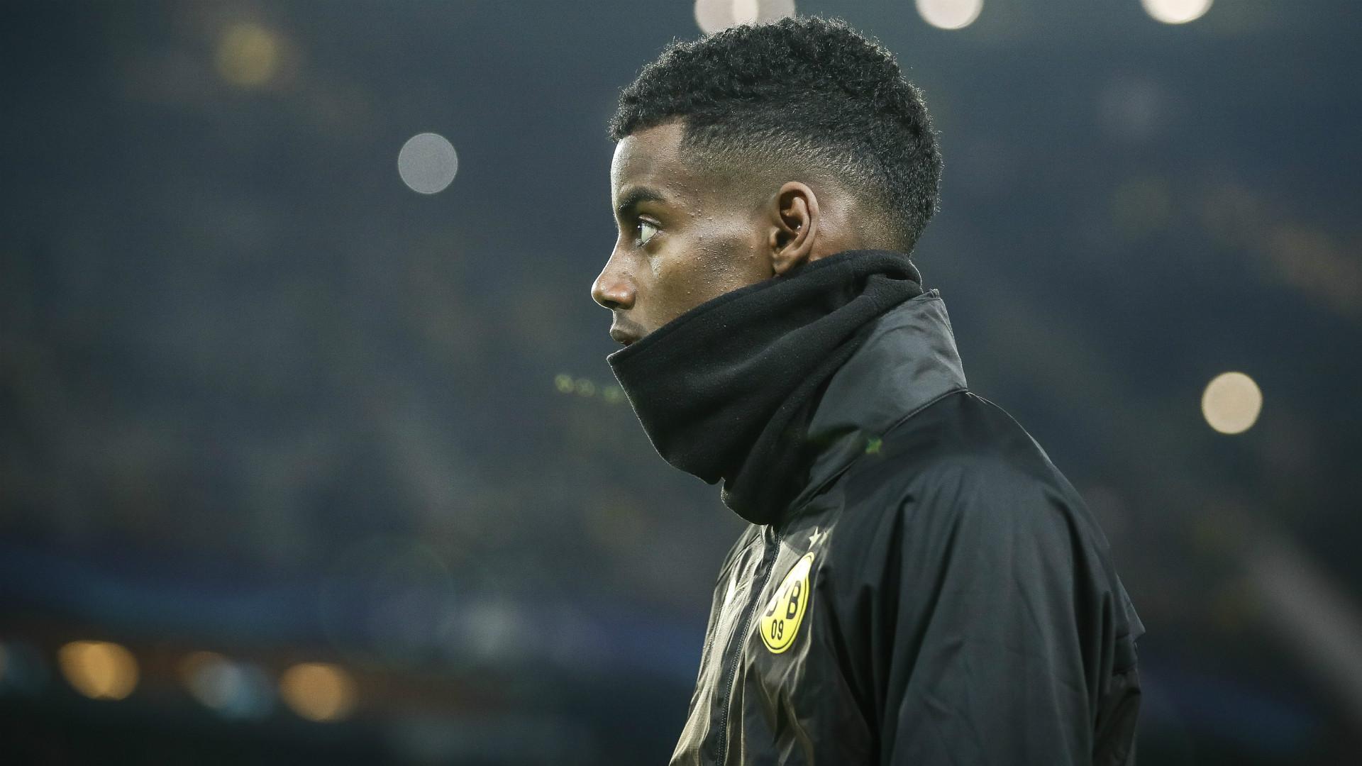 Alexander Isak Borussia Dortmund