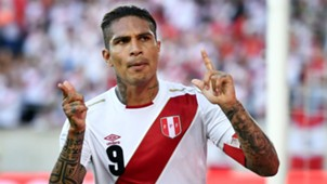 Paolo Guerrero Peru 2018