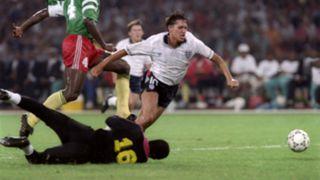 Gary Lineker England Cameroon World Cup 1990