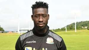 Farouk Shikalo of Bandari and Harambee Stars.