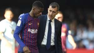 Ousmane Dembele Barcelona Celta