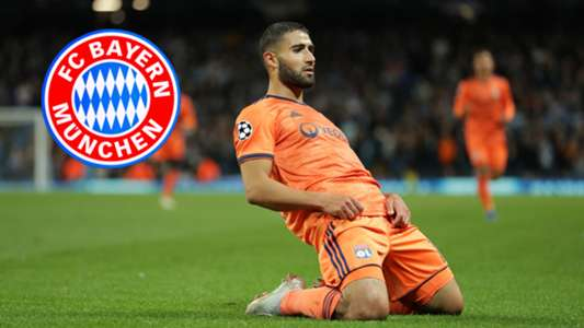 GFX Nabil Fekir FC Bayern