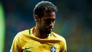 Neymar Brasil Chile WC Qualifiers 2018 10102017