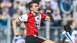 Steven Berghuis Feyenoord Eredivisie