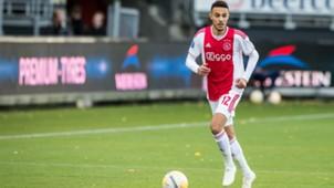 Noussair Mazraoui Ajax Eredivisie 11102018