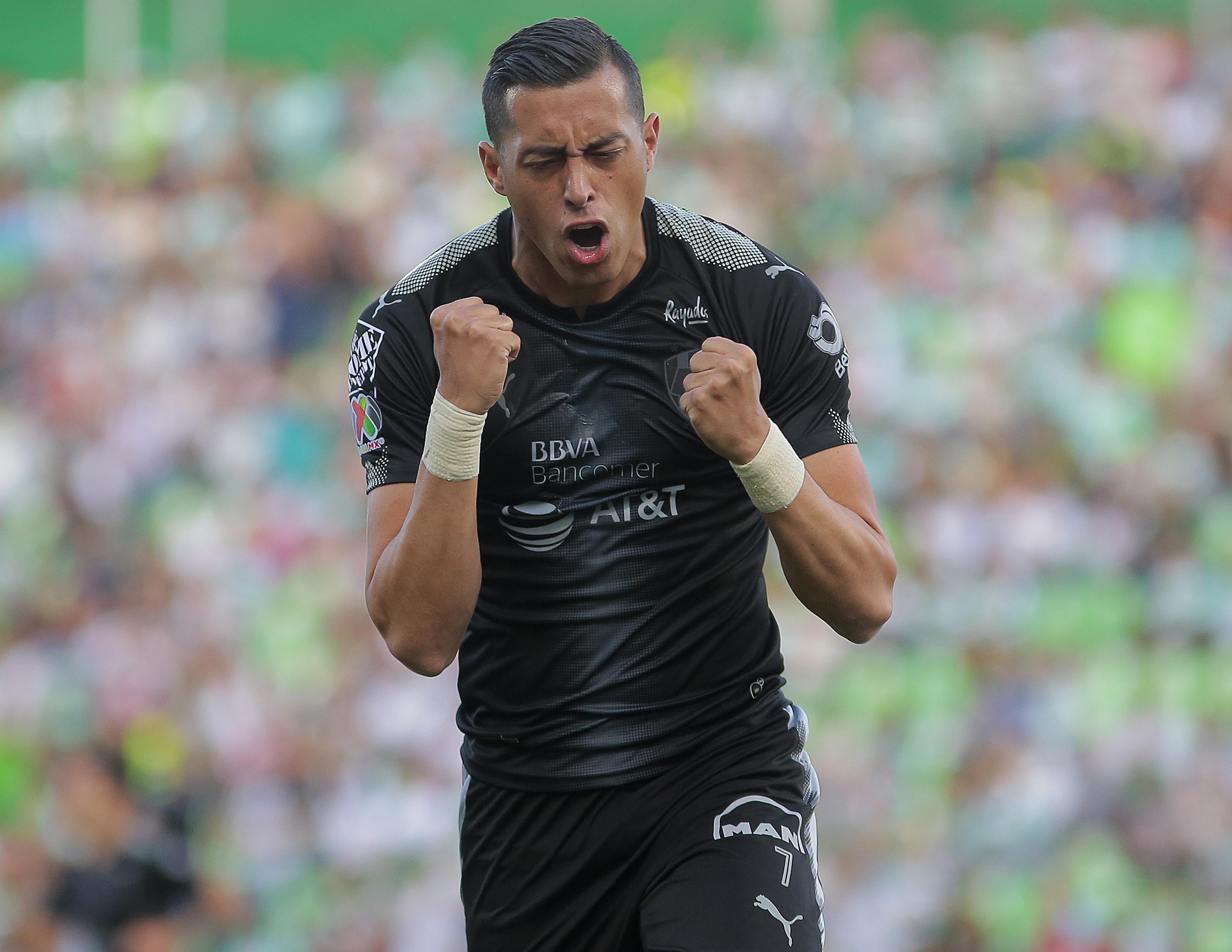 Funes Mori Monterrey Liga MX