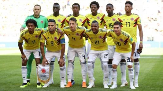 Wm Kader Kolumbien 2020