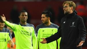 Liverpool Klopp Wijnaldum