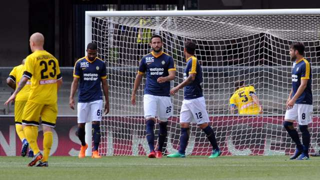 Betting tips for Sunday: Oppose goals as Serie A season comes to a