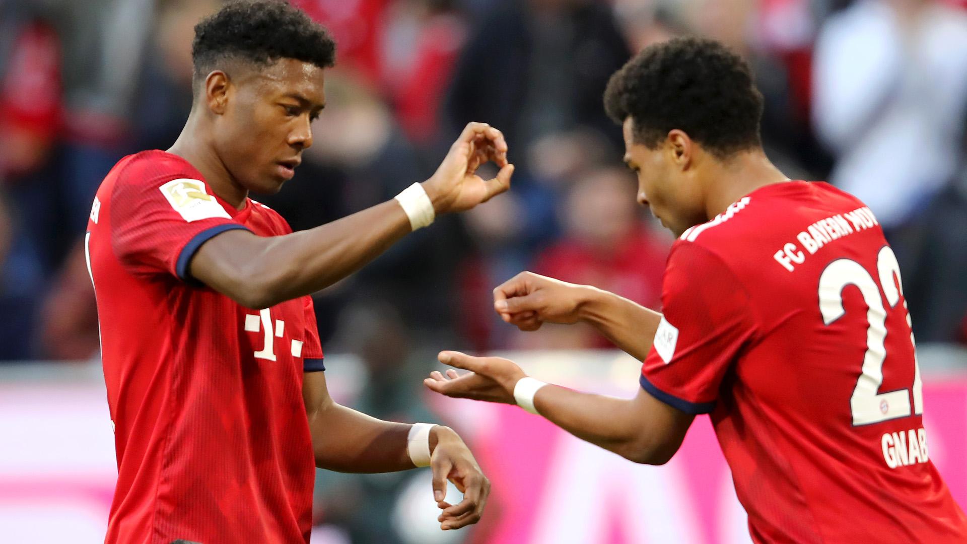 David Alaba Bayern 06042019