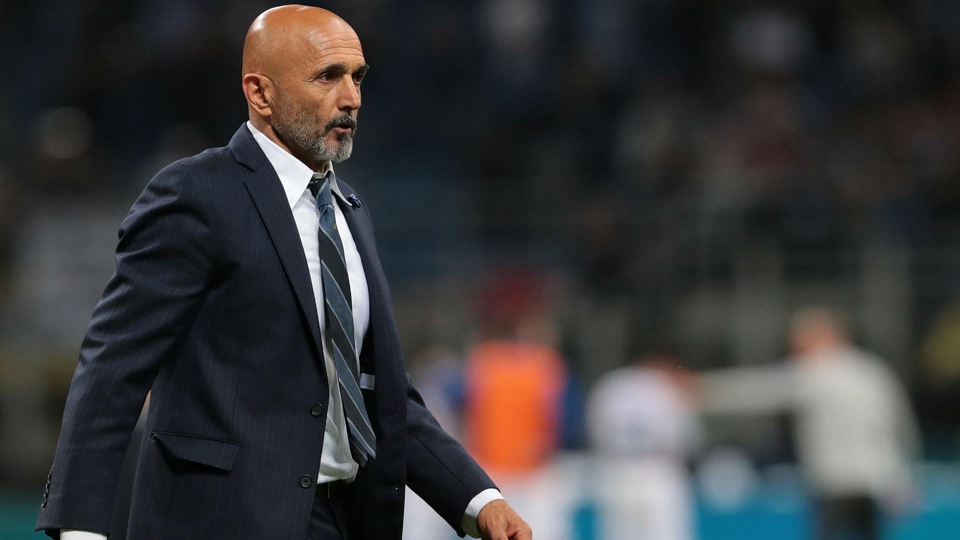 Luciano Spalletti Inter Empoli