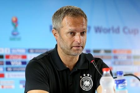 Germany U17 coach