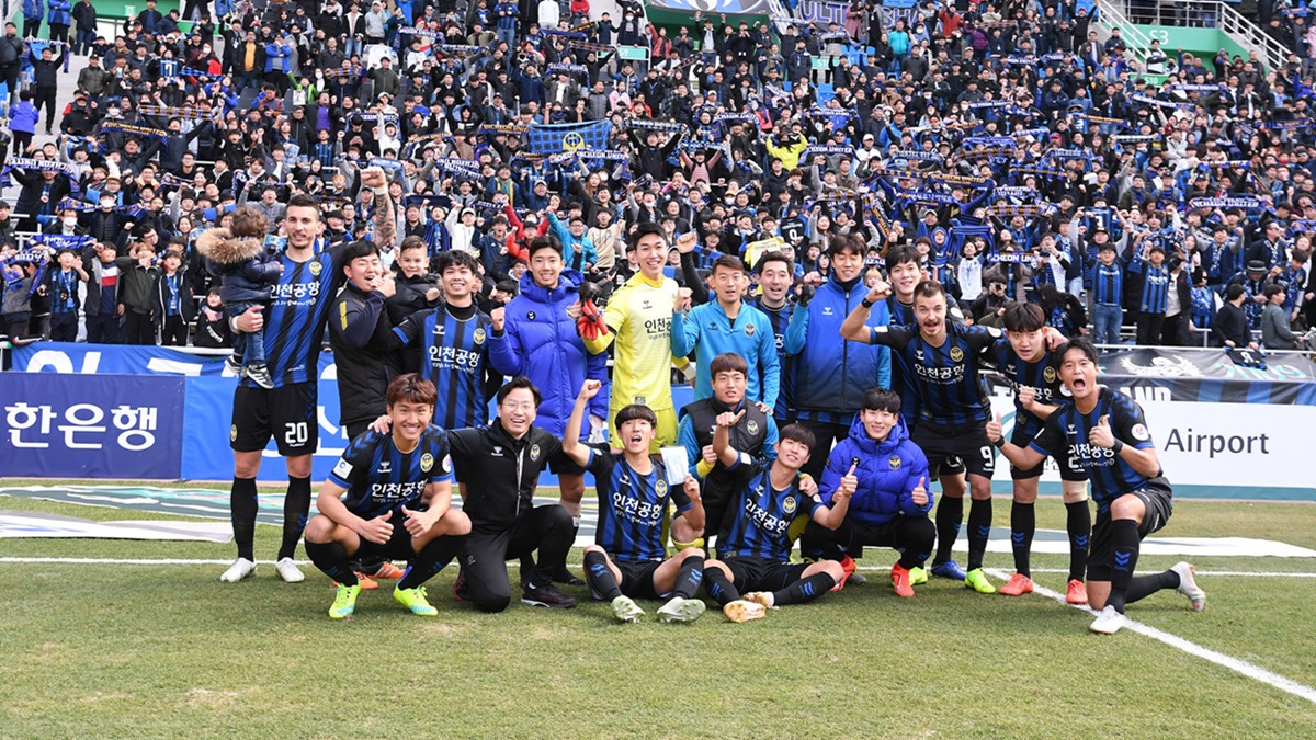 Nguyen Cong Phuong Incheon United Gyeongnam K League 2019