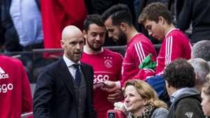 Erik ten Hag, Ajax - Heerenveen, Eredivisie 03112018
