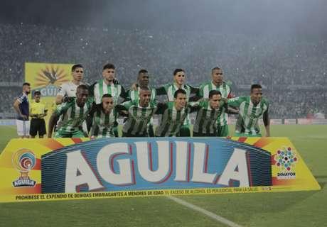 Ya no sabe lo que es perder: el invicto de Atlético Nacional en el Atanasio Girardot