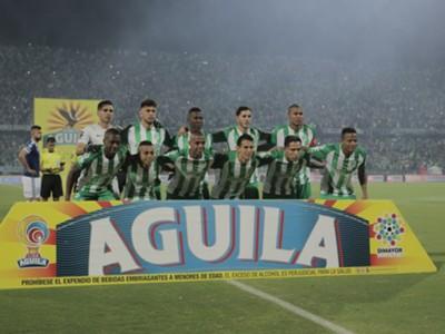 Nomina Atlético Nacional 2018