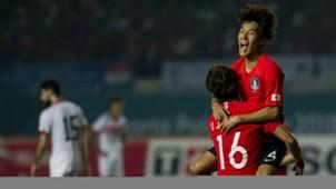 South Korea, Bahrain, Asian Games