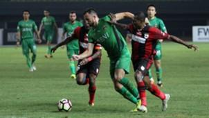 Ilija Spasojevic - Bhayangkara FC & Persipura