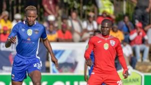 Linda Mntambo, Chippa United & Goodman Dlamini, Free State Stars
