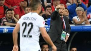 Gianni De Biasia France Albania UEFA Euro 2016 15062016