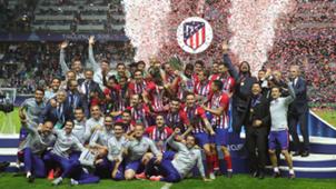 Atletico supercup